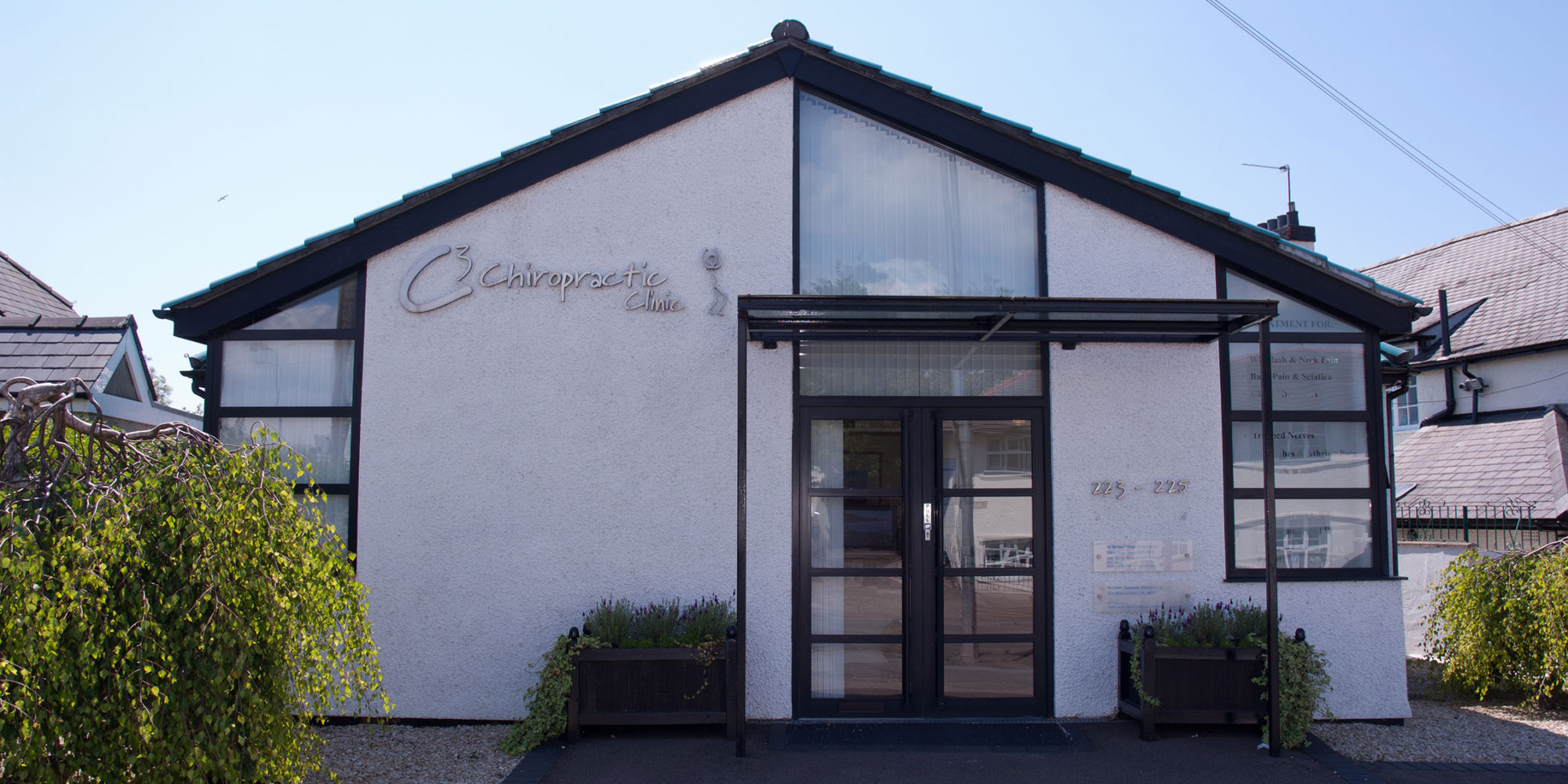 C3 Chiropractic Clinic in Cardiff