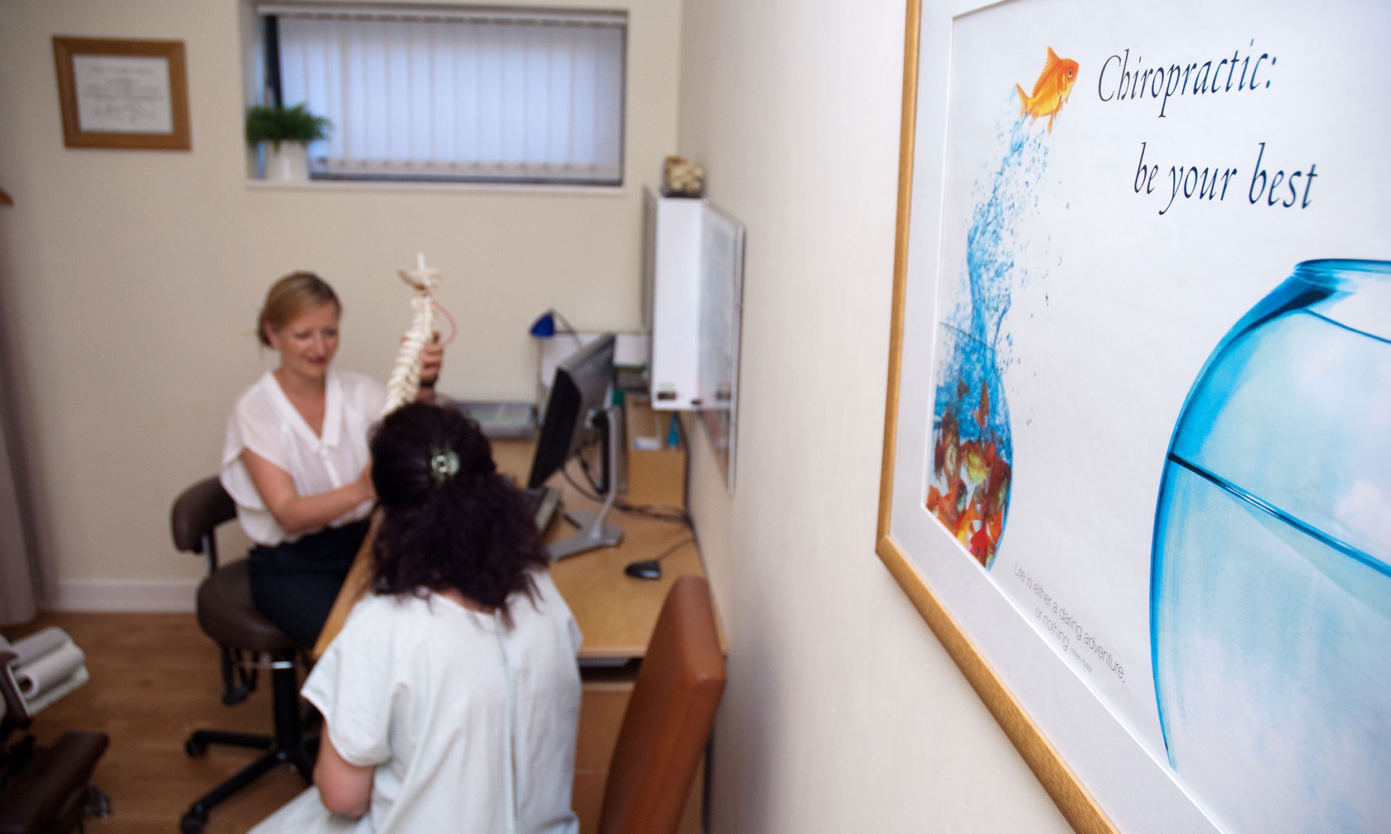 advice for everyday living from chiropractors in Cardiff
