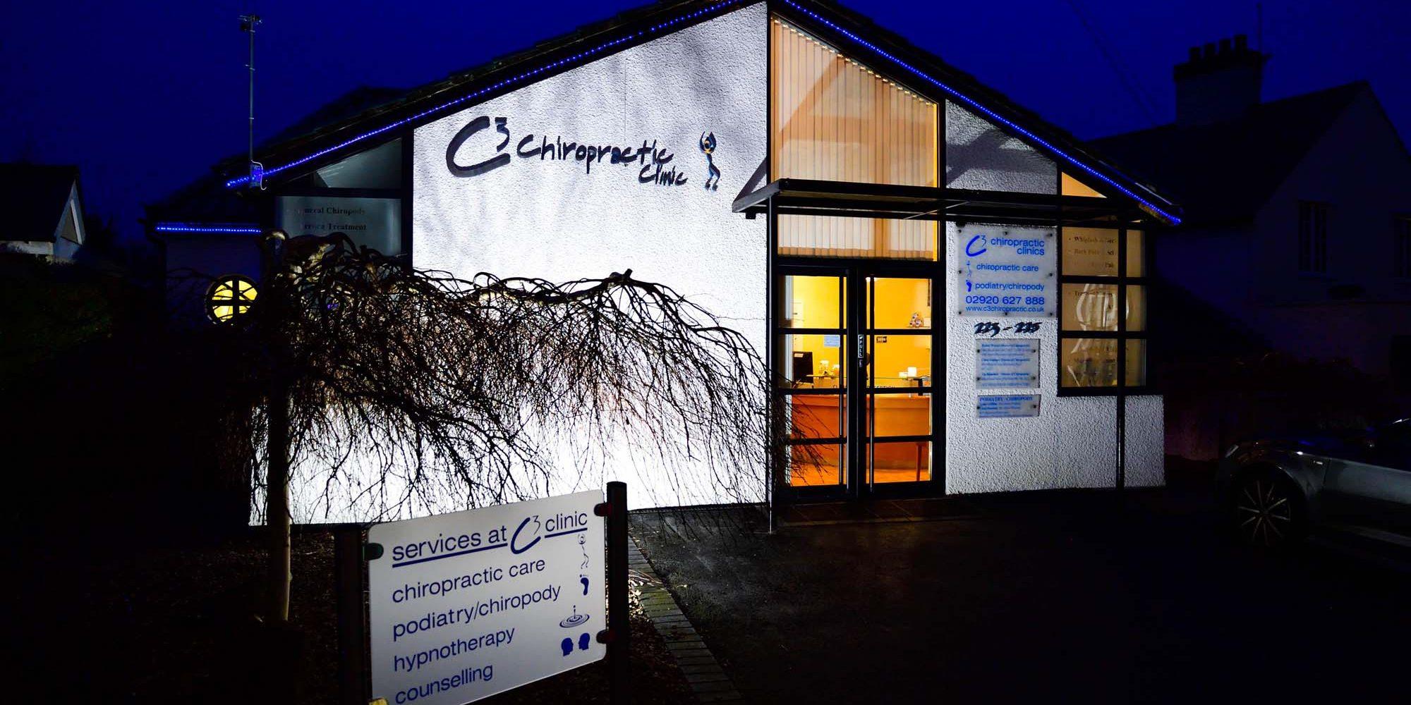 Cardiff Chiropractor