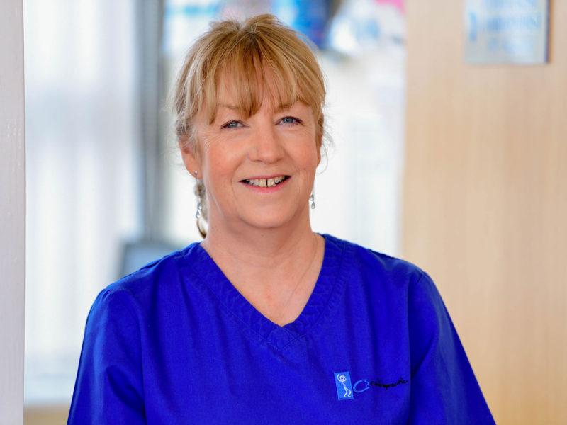 Cardiff podiatrist and chiropodist, Lynne