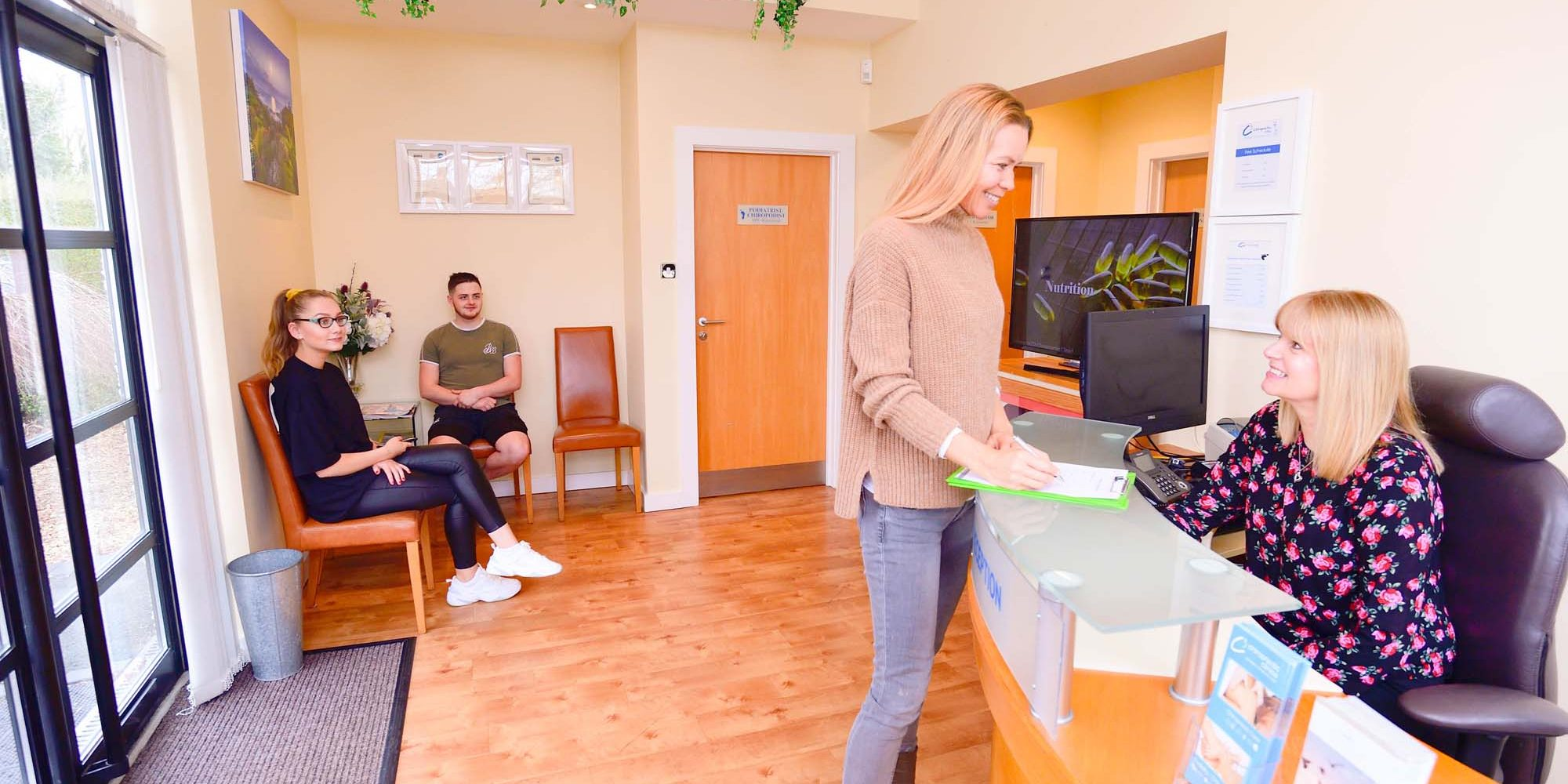 Chiropractor, Chiropodist and Podiatrist in Cardiff