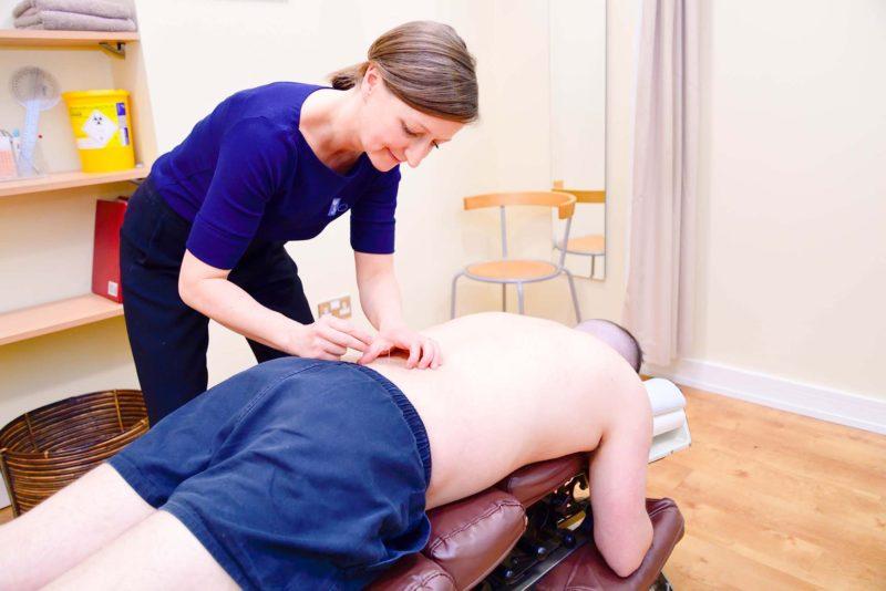 Chiropractor in Pontypridd